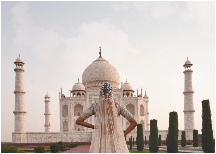 Taj Mahal has narrated a tale of love for almost three centuries