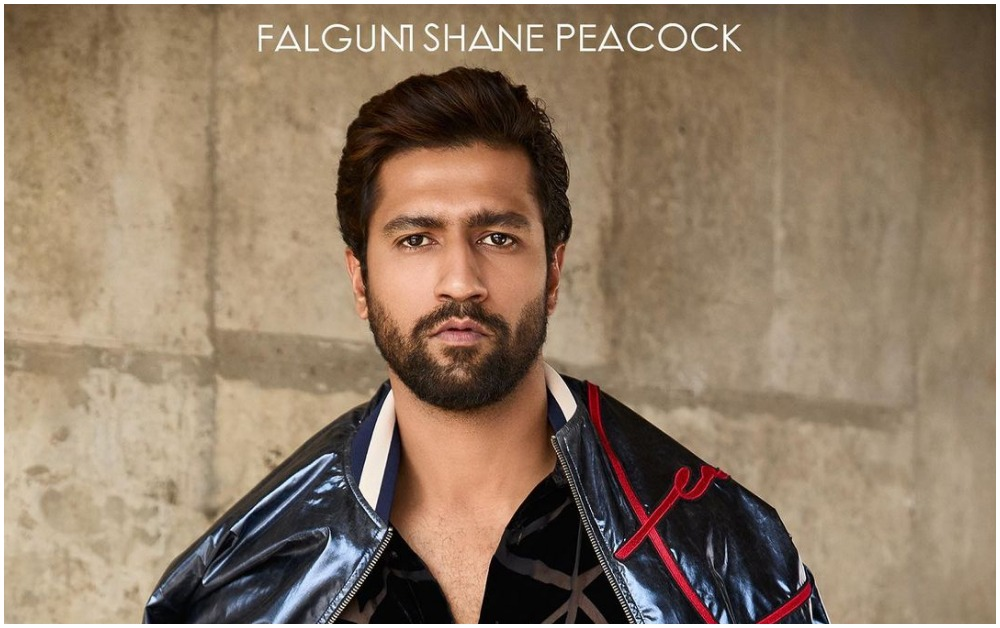 Vicky Kaushal Gracing the cover of The Peacock Magazine